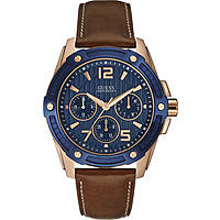 montre multifonction homme Guess Flagship W0600G3