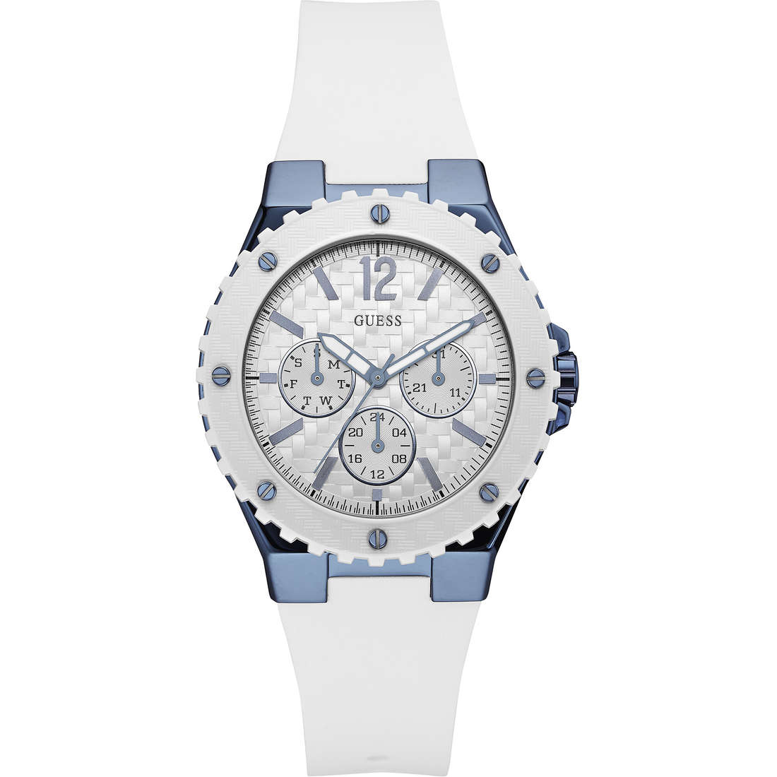 montre multifonction homme Guess Overdrive W0149L6