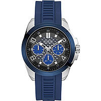 montre multifonction homme Guess Scope W1050G1