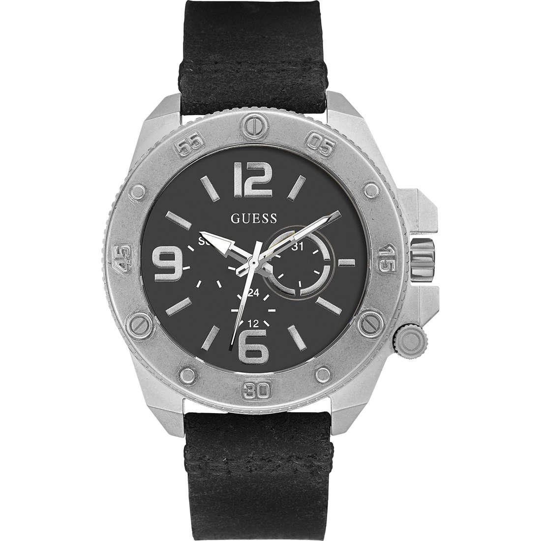 montre multifonction homme Guess Viper W0659G1