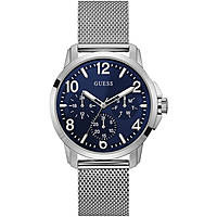 montre multifonction homme Guess Voyage W1040G1
