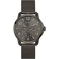 montre multifonction homme Guess Voyage W1040G2