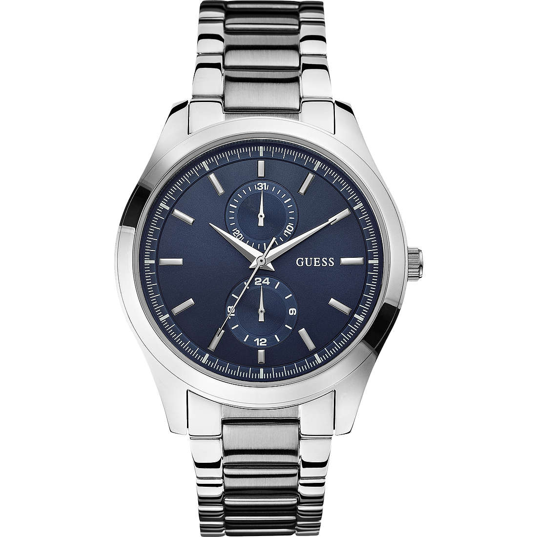 montre multifonction homme Guess W0373G3