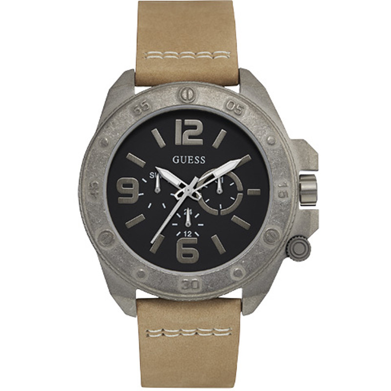 montre multifonction homme Guess W0659G4