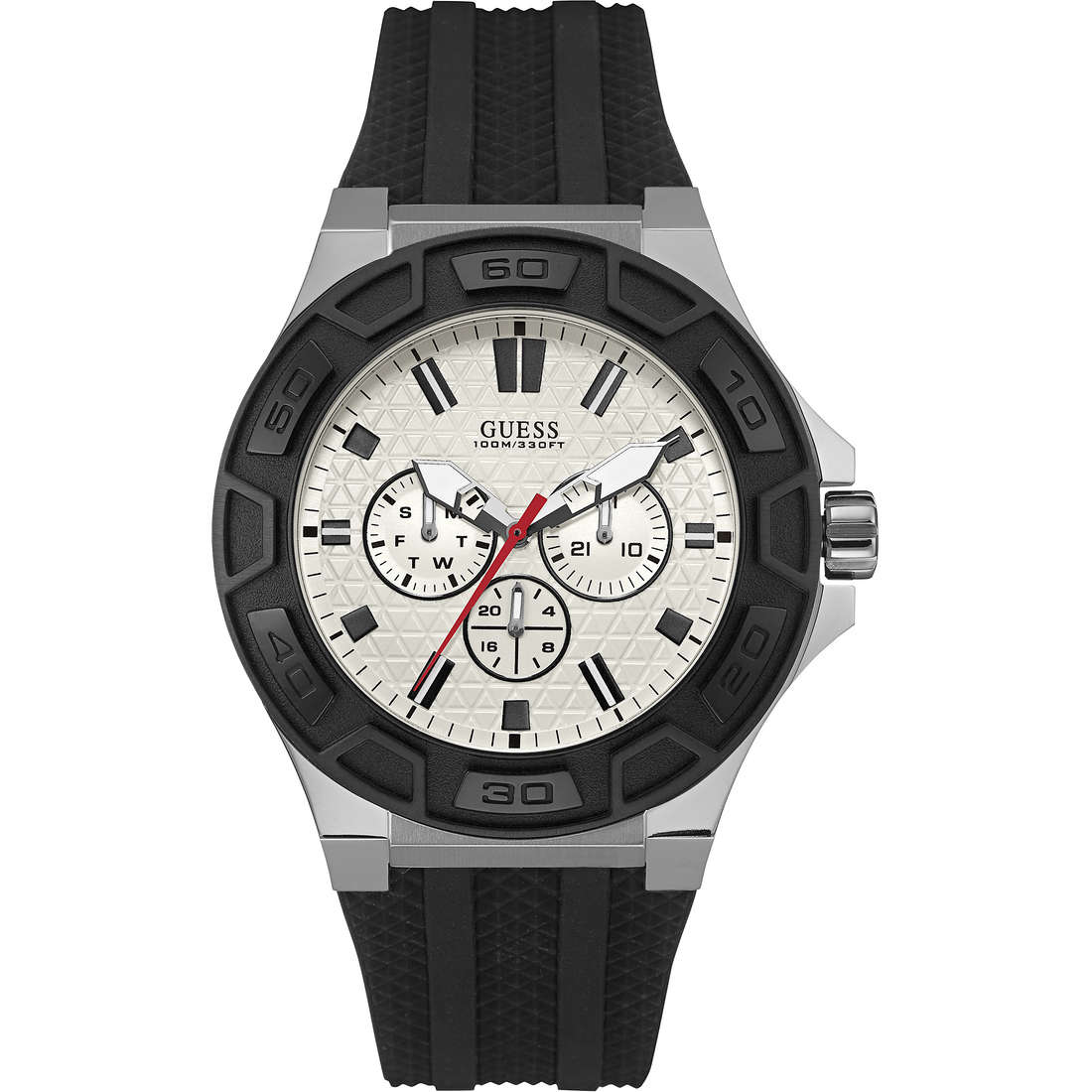 montre multifonction homme Guess W0674G3