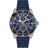 montre multifonction homme Guess W0798G2
