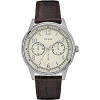 montre multifonction homme Guess W0863G1