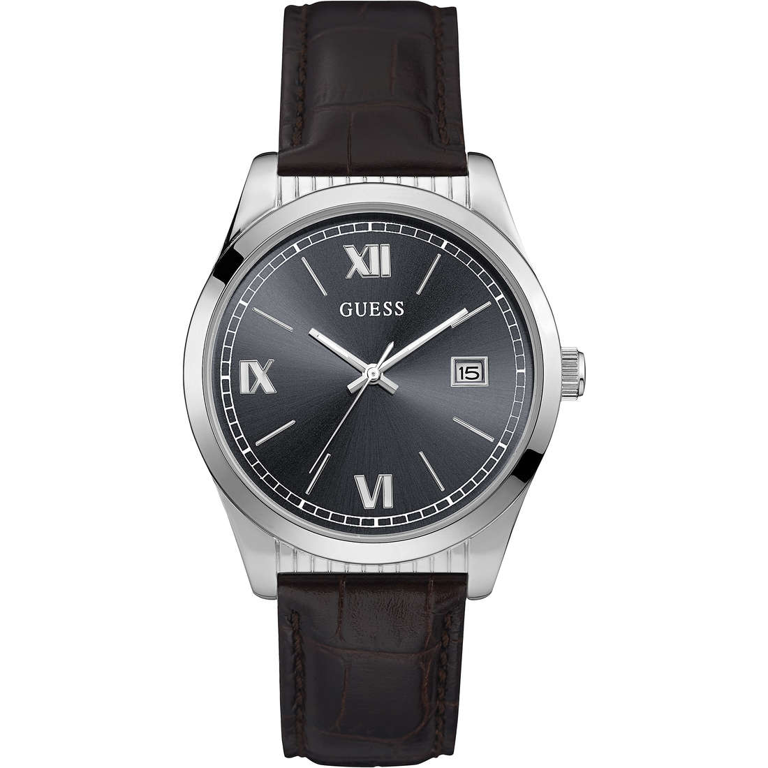 montre multifonction homme Guess W0874G1