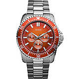montre multifonction homme Guess W10245G2
