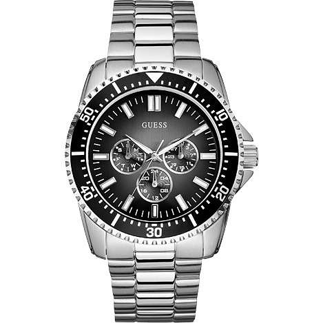 montre multifonction homme Guess W10245G4