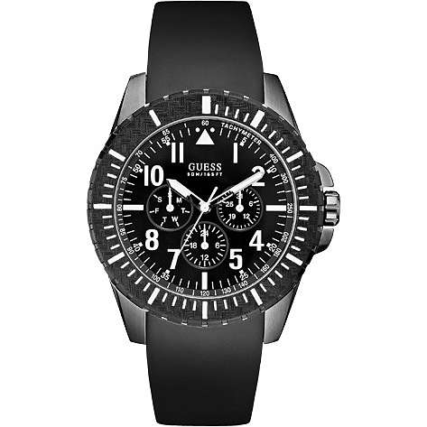 montre multifonction homme Guess W10261G1
