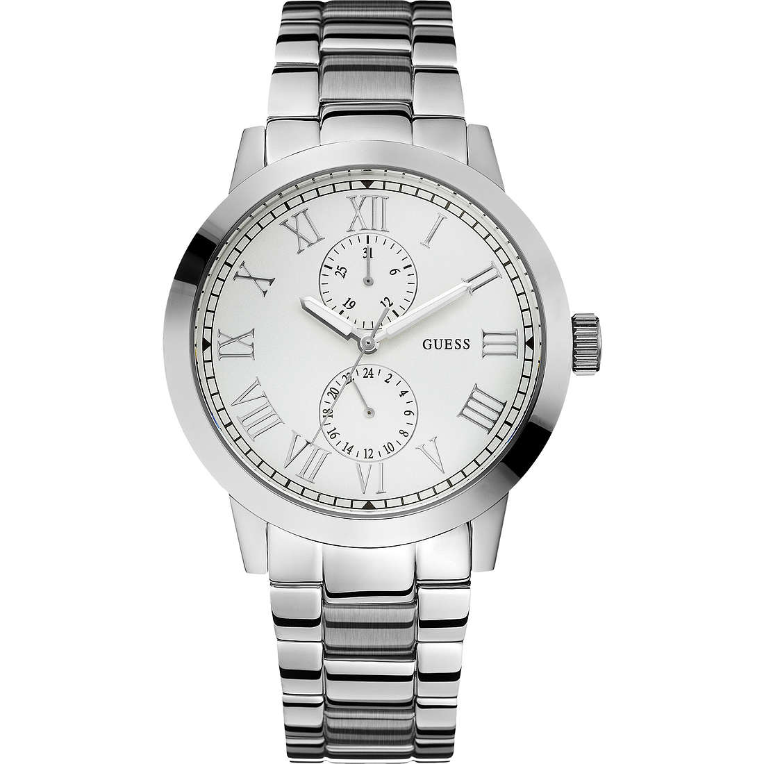 montre multifonction homme Guess W10565G1