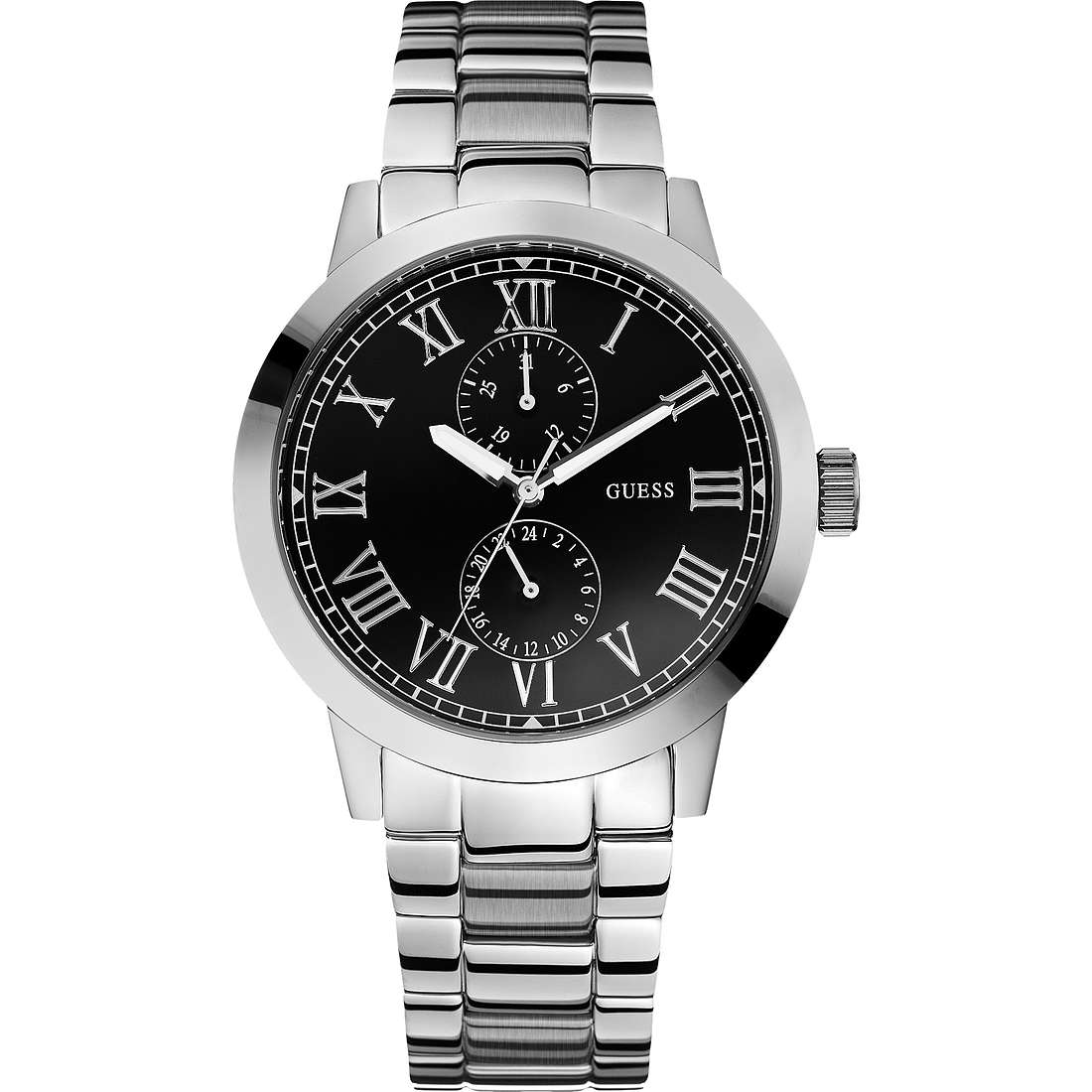 montre multifonction homme Guess W10565G2