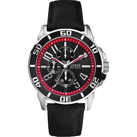 montre multifonction homme Guess W10602G1