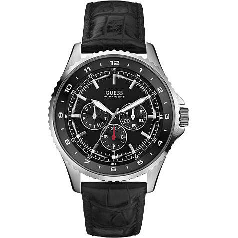 montre multifonction homme Guess W11172G1