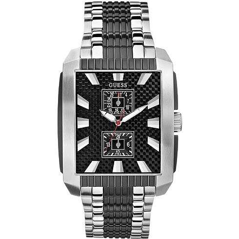 montre multifonction homme Guess W18531G1