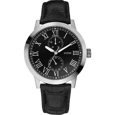 montre multifonction homme Guess W85043G1