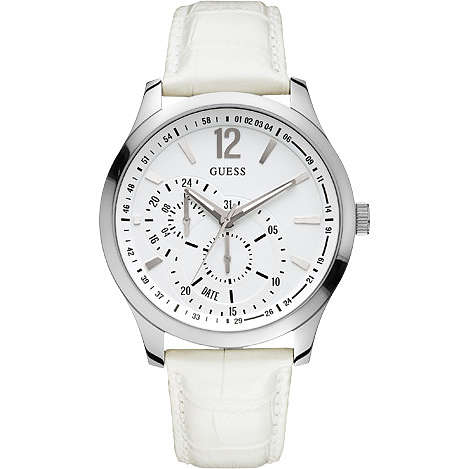 montre multifonction homme Guess W85053G2
