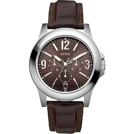 montre multifonction homme Guess W95110G1