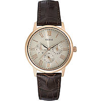 montre multifonction homme Guess Wafer W0496G1