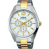 montre multifonction homme Lorus Classic RP621CX9