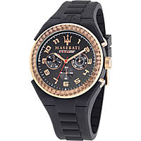 montre multifonction homme Maserati Pneumatic R8851115008