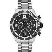 montre multifonction homme Nautica Nst 450 NAI21506G