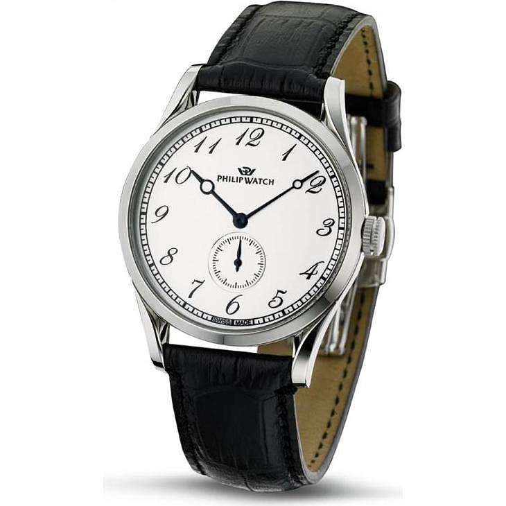 montre multifonction homme Philip Watch Sunray R8211180045