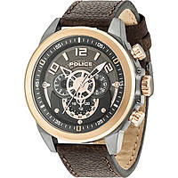 montre multifonction homme Police Belmont R1451280004