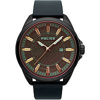 montre multifonction homme Police Checkmate R1451297002