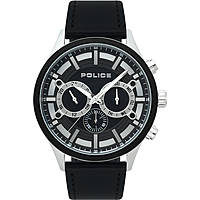 montre multifonction homme Police Controller R1451298001