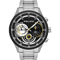 montre multifonction homme Police Controller R1453298001