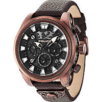 montre multifonction homme Police Mephisto R1451250001