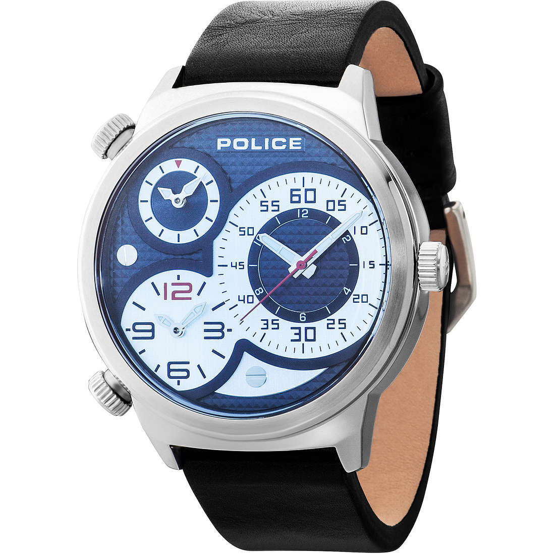 montre multifonction homme Police R1451258001