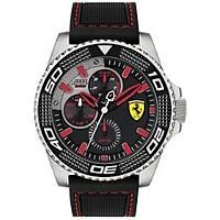 montre multifonction homme Scuderia Ferrari Kers Xtreme FER0830467