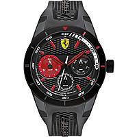 montre multifonction homme Scuderia Ferrari Redrev FER0830439