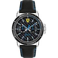 montre multifonction homme Scuderia Ferrari Turbo FER0830448