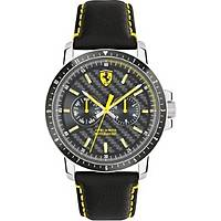 montre multifonction homme Scuderia Ferrari Turbo FER0830450