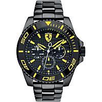 montre multifonction homme Scuderia Ferrari Xx Kers FER0830309
