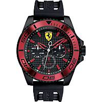 montre multifonction homme Scuderia Ferrari Xx Kers FER0830310