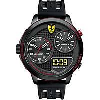 montre multifonction homme Scuderia Ferrari Xx Kers FER0830318