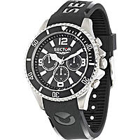 montre multifonction homme Sector Marine230 R3251161002