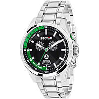 montre multifonction homme Sector Pro Master R3253505001