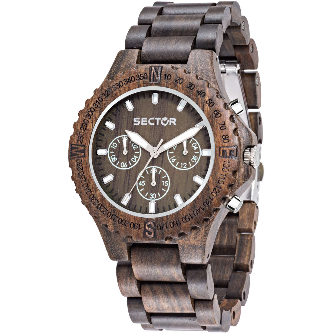 montre multifonction homme Sector R3253478005