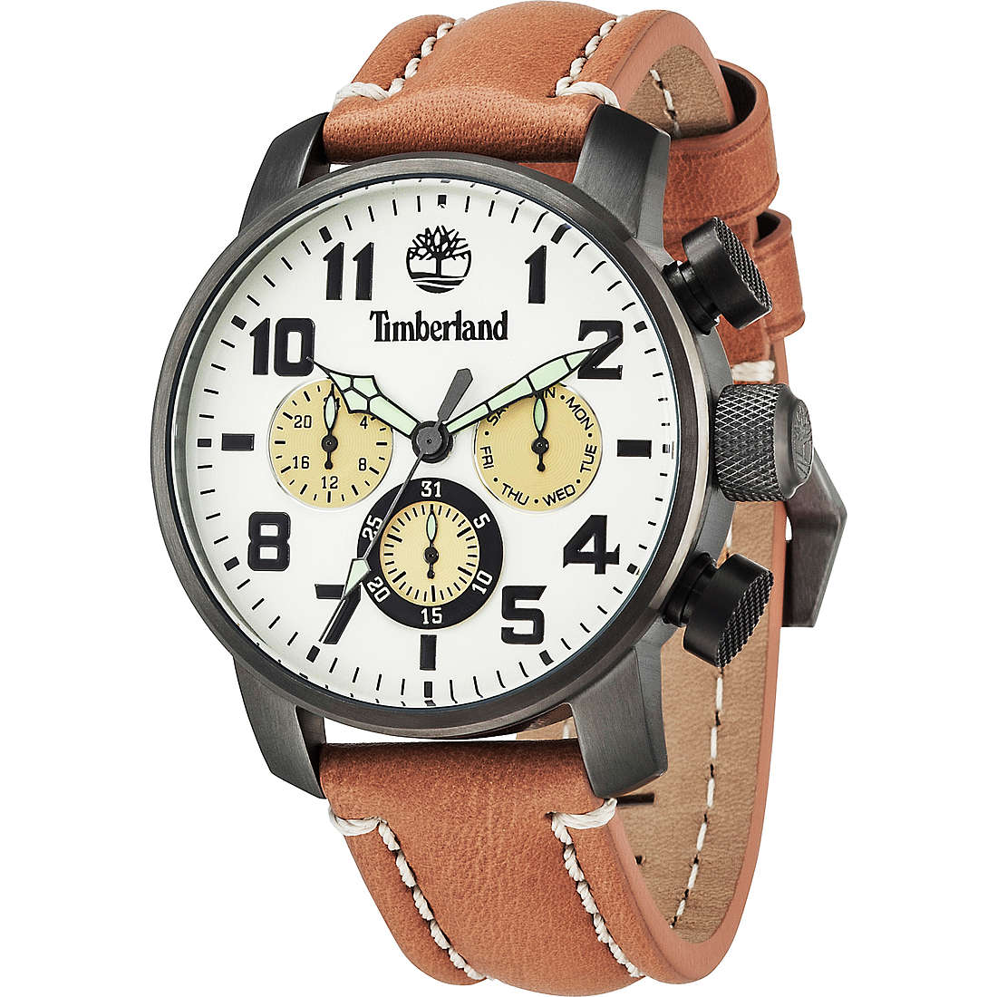 montre multifonction homme Timberland Mascoma TBL.14439JSU/14