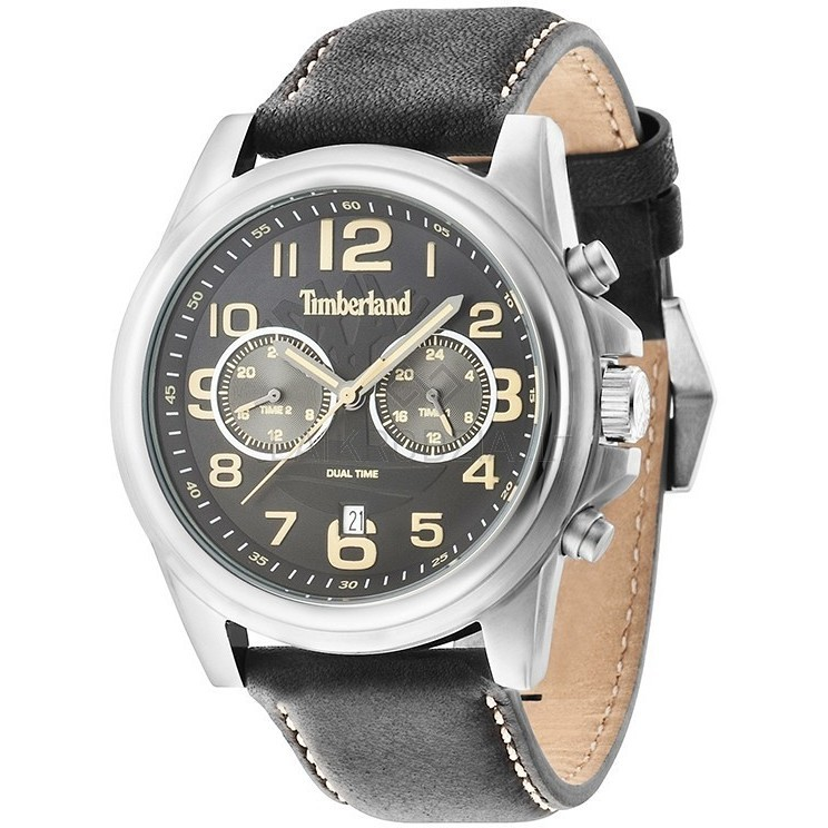 montre multifonction homme Timberland Picket TBL.14518JS/02A