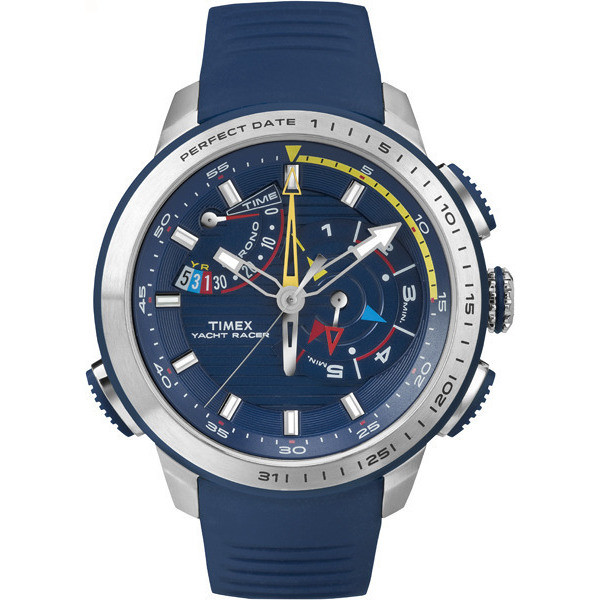 montre multifonction homme Timex Iq Yatch Racer TW2P73900