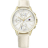 montre multifonction homme Tommy Hilfiger Carly THW1781790