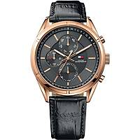 montre multifonction homme Tommy Hilfiger Charlie THW1791125