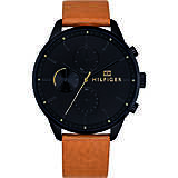 montre multifonction homme Tommy Hilfiger Chase THW1791486
